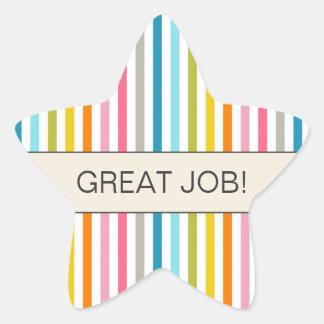 Great Job Stickers | Zazzle  Great