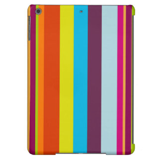 Colorful Stripes iPad Air Cases