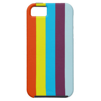 Colorful Stripes iPhone SE/5/5s Case