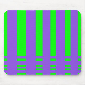 colorful stripes mouse pad