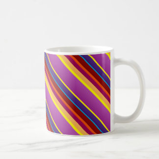 Colorful Stripes Mug