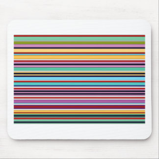 colorful stripes OF buzzer Mouse Pad