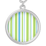 Colorful Stripes pendant