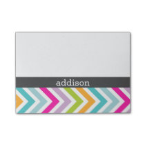 Colorful Stripes Post-it Notes