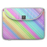 Colorful Stripes Sleeve For MacBook Pro