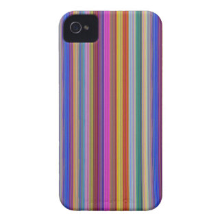 Colorful stripes template add text image graphics iPhone 4 cover