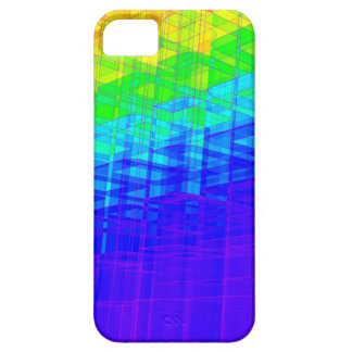 Colorful Structures: iPhone SE/5/5s Case