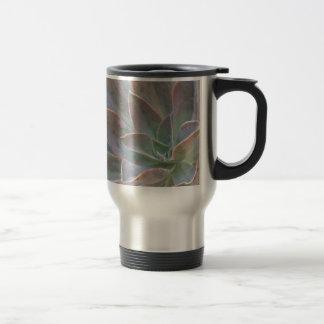 Colorful Succulent Design Coffee Mug