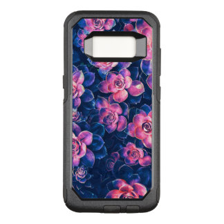 Colorful Succulent Plants OtterBox Commuter Samsung Galaxy S8 Case