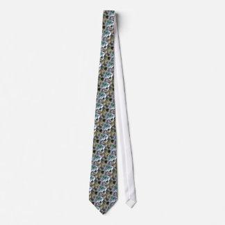 Colorful Succulent Tie #3