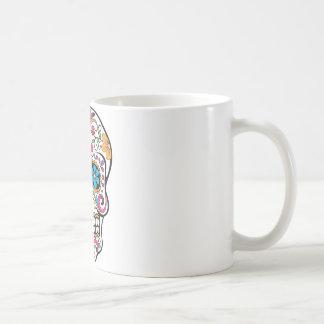 Colorful Sugar Skull Coffee Mug