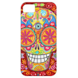 Colorful Sugar Skull iPhone 5 Case by Case-Mate