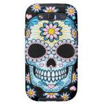 Colorful Sugar Skull Samsung Galaxy SIII Cases
