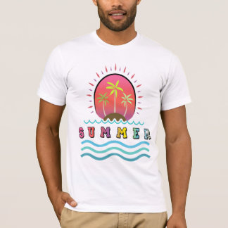 Colorful Summer T-Shirts