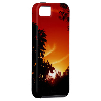 Colorful Sunset iPhone SE/5/5s Case