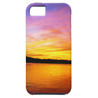 Colorful Sunset Knysna South Africa iPhone SE/5/5s Case