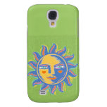 Colorful Sunshine Samsung Galaxy S4 Covers