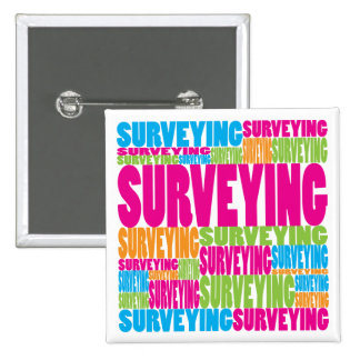 Colorful Surveying Pin