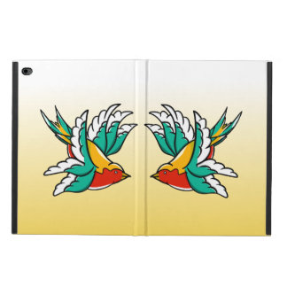Colorful Swallows Flaying Powis iPad Air 2 Case