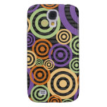 Colorful Swirls 3G/3GS iPhone Case Galaxy S4 Cases