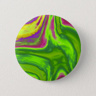Colorful swirls background button