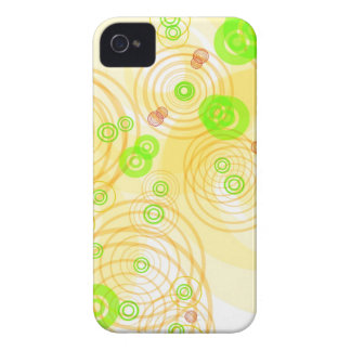 Colorful Swirls Case-Mate iPhone 4 Cases