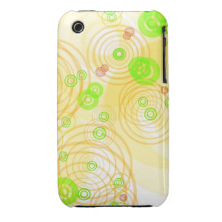 Colorful Swirls iPhone 3 Cover