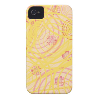 Colorful Swirls iPhone 4 Covers