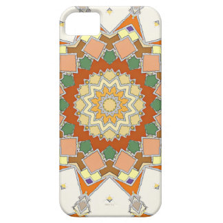 Colorful Symmetrical Star iPhone 5 Covers
