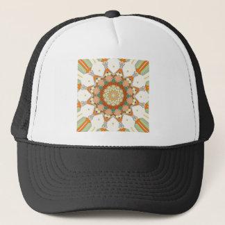 Colorful Symmetrical Star Trucker Hat