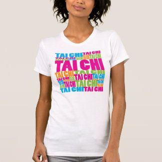 Colorful Tai Chi Tee Shirt