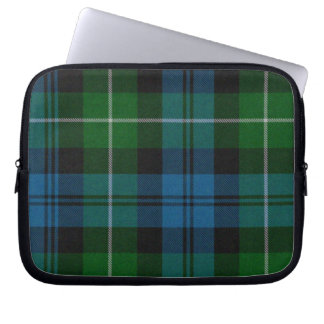 Colorful Tartan Plaid Laptop Cover Computer Sleeve