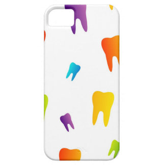 Colorful teeth iPhone SE/5/5s case