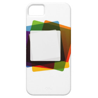 Colorful text box iPhone SE/5/5s case