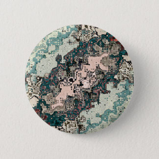Colorful Textures Pattern 1 Pinback Button
