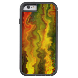 Colorful Thoughts by rafi talby Tough Xtreme iPhone 6 Case
