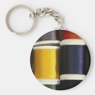 Colorful Thread Key Chains