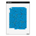 Colorful Three-Dimensional Confetti iPad 2 Skin