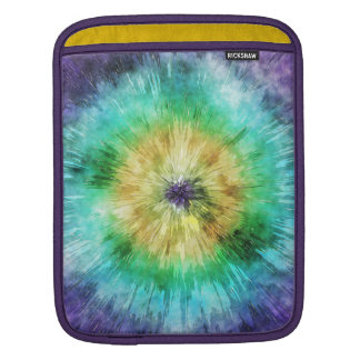 Colorful Tie Dye Graphic Sleeves For iPads