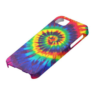Colorful Tie-Dye iPhone 5 Casemate iPhone 5 Covers