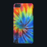 "Colorful Tie-Dye iPod Touch iPod Touch (5th Generation) Cover<br><div class=""desc"">Colorful Tie-Dye iPod Touch Case</div>"