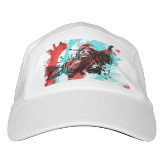 Colorful Tiger Animal Headsweats Hat