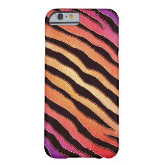 Colorful Tiger Animal Print iPhone 6 Case