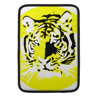 Colorful Tiger face MacBook Air Sleeves