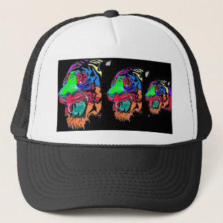 Colorful Tigers Hat
