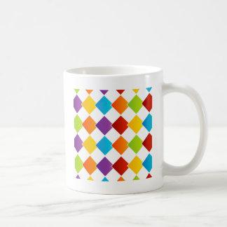 Colorful Tile background Coffee Mug