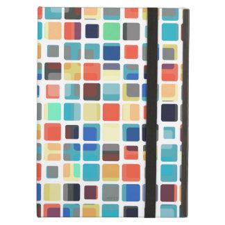 Colorful Tile Pattern iPad Folio Case
