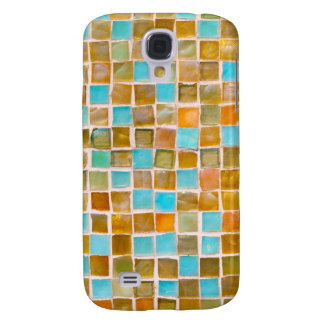colorful tiles galaxy s4 case
