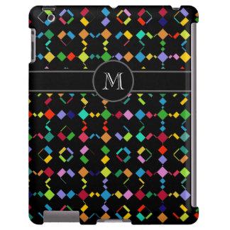 colorful tiles composition