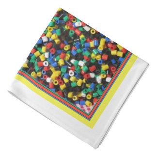 Colorful Toy Beads Bandana